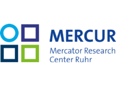 Logo of the MERCUR foundation